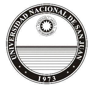 Concurso docente universidad nacional de san juan for Concurso docentes exterior