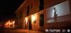 Las proyecciones en las paredes de las casas generan una atmósfera maravillosa que invade la Villa.